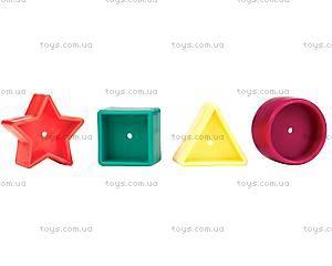 Развивающая игрушка-сортер «Цветное ведерце», BT2405Z, купить