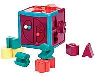 Развивающая игрушка-сортер «Умный куб», BT2404Z, купить