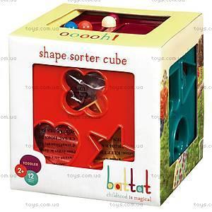 Развивающая игрушка-сортер «Умный куб», BT2404Z, отзывы