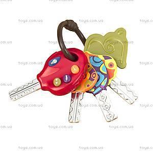Развивающая игрушка «Супер-ключики», BX1227Z, игрушки