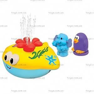 Развивающая игрушка «Веселые фонтанчики», 051664