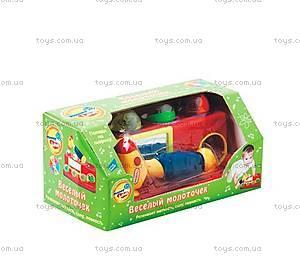 Развивающая игрушка «Веселый молоточек», 599, отзывы