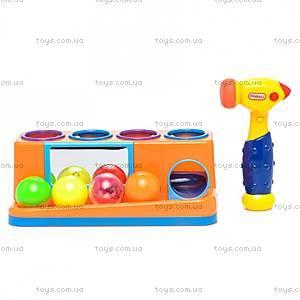 Развивающая игрушка «Веселый молоточек», 599, цена