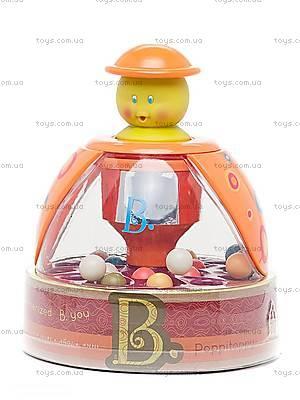 Развивающая игрушка «Юла-Мандаринка», BX1119Z