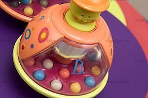 Развивающая игрушка «Юла-Мандаринка», BX1119Z, отзывы