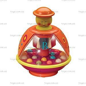 Развивающая игрушка «Юла-Мандаринка», BX1119Z, цена