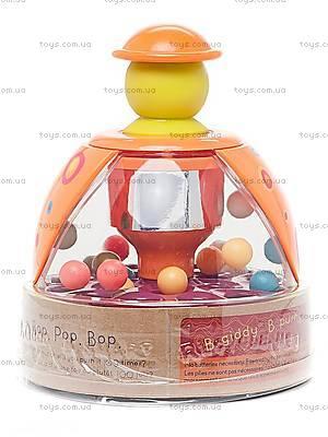 Развивающая игрушка «Юла-Мандаринка», BX1119Z, игрушки