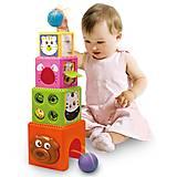 Развивающая игрушка «Занимательные блоки», 003066S
