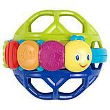 Развивающая игрушка «Звонкий шар», 8863, Украина