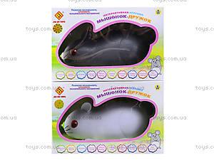 Развивающая интерактивная игрушка «Мышонок», DB4883B, фото