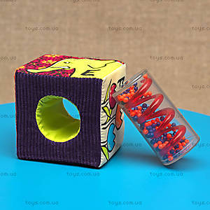 Развивающие мягкие кубики-сортеры, BX1147, отзывы