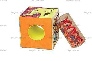 Развивающие мягкие кубики-сортеры «ABC», BX1368Z, отзывы