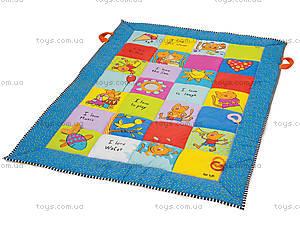 Развивающий большой коврик «Веселые котята», 10845, фото