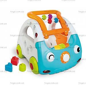 Развивающий центр 3 в 1 «Мой автомобиль», 005216S, купить