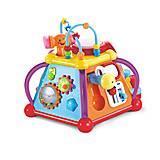 Развивающий центр Huile Toys «Мультибокс», 806