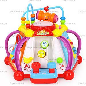 Развивающий центр Huile Toys «Мультибокс», 806, купить