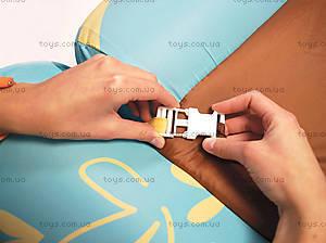 Развивающий коврик «Лиса» с надувными бортиками, 2810, отзывы