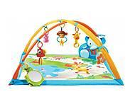 Развивающий коврик с дугами «Музыкальные друзья», 1204306830, фото