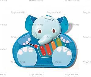 Развивающий коврик с дугами «Музыкальные друзья», 1204306830, купить