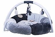 Развивающий коврик с дугами и подушками «Алекс и Бибу», 321259, фото