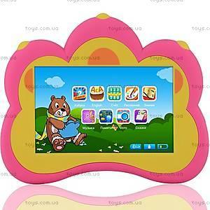 Развивающий планшетный компьютер «Умный медвежонок», BBPAW-pink