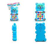 Детский телефон «Котик», 8302D, купить