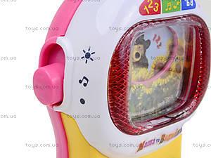 Развивающий телефон «Маша и Медведь», MM-701, игрушки