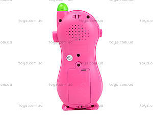 Развивающий телефон «Маша и Медведь», MM-701, toys.com.ua