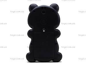 Детский развивающий телефон «Панда», 8301D, фото