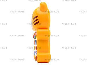 Детский развивающий телефон «Тигрёнок», 8303D, купить