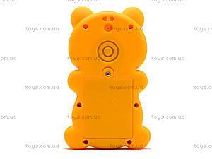 Детский развивающий телефон «Тигрёнок», 8303D, фото