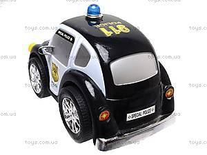 Ретро-автомобиль «Полиция», 2003C-1, игрушки