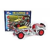 Ретро автомобиль - конструктор, 4821, игрушка