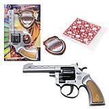 """Револьвер """"Кольт"""" с пистонами (237), 237, отзывы"""