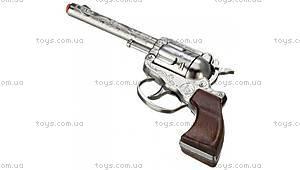 Игрушечный револьвер Cowboy Gonher, 100-зарядный, 101/0