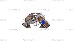 Игрушечное оружие Gonher «Револьвер 8-зарядный», 3125/1