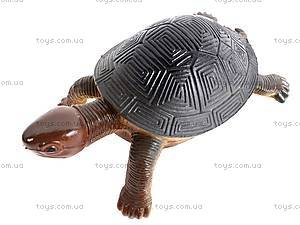Резиновая черепаха с пищалкой, H9913W, детские игрушки