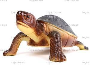 Резиновая черепаха с пищалкой, H9913W