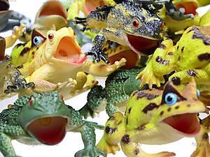 Резиновая лягушка «Гонконг», 47, игрушки