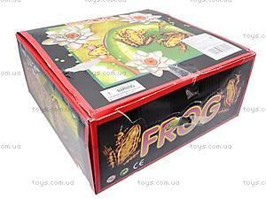 Резиновая лягушка «Гонконг», 47, магазин игрушек