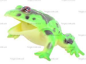 Резиновая лягушка с пищалкой, H9804W, купить