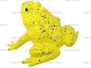 Резиновая лягушка с пищалкой, H9804W, фото