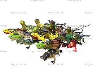Резиновая ящерица «Гонконг», 51, цена