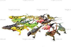 Резиновая ящерица «Гонконг», 51, детские игрушки