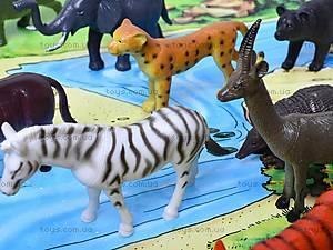 Резиновые игрушки «Дикие животные», HB981020-1, магазин игрушек