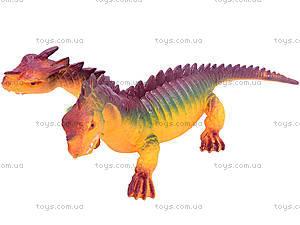 Резиновые животные «Драконы», 7208, купить
