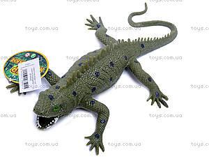 Резиновые животные «Ящерицы», 7207, детские игрушки