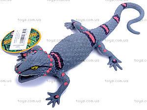 Резиновые животные «Ящерицы», 7207, toys.com.ua