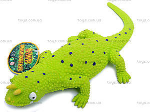 Резиновые животные «Ящерицы», 7207, toys