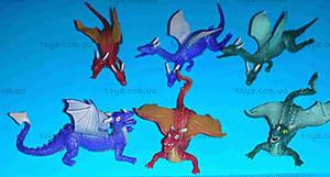 Резиновый дракон, A037P, купить